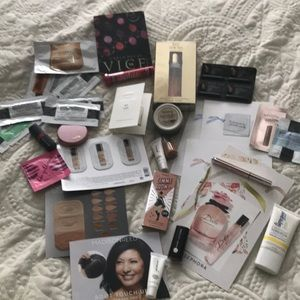Sephora makeup and more samples